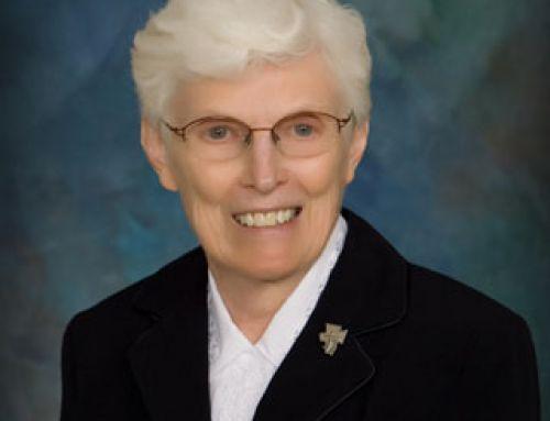 Sister Marie Celeste Sabers