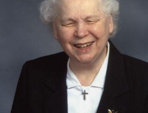 Sister Helen Ripplinger