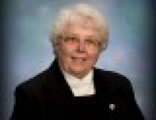 Sister Madonna Pierret
