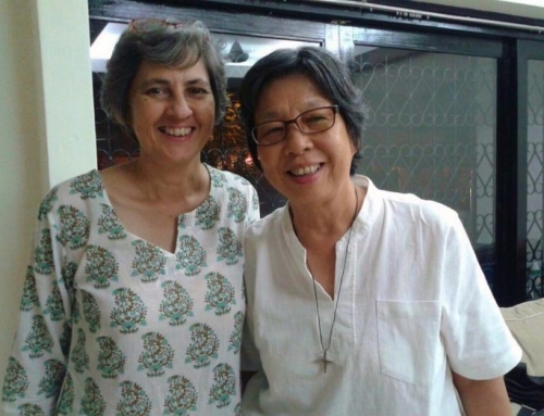 Interview with Sister Grace Chia, meeting children's real needs