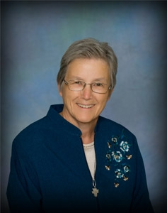 Sister Myra - Ministry page