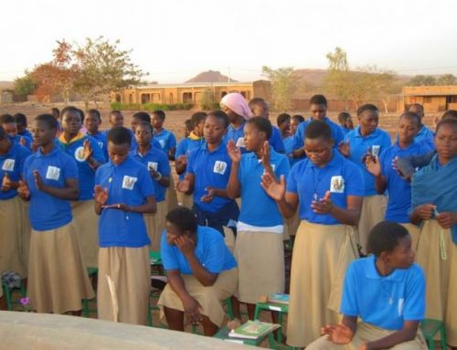 Sister Joyce Meyer: Sisters' schools build girls up in Burkina Faso
