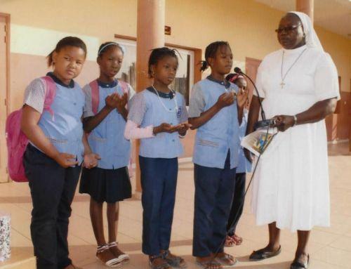 Sister Joyce Meyer: Q&A with Sr. Reine Marie Badiane