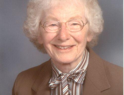 Sister Mary Aileen Huettl