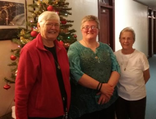 Sisters answering the call to help refugees