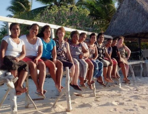 Sister Joyce Meyer: ministry faces challenges in Kiribati