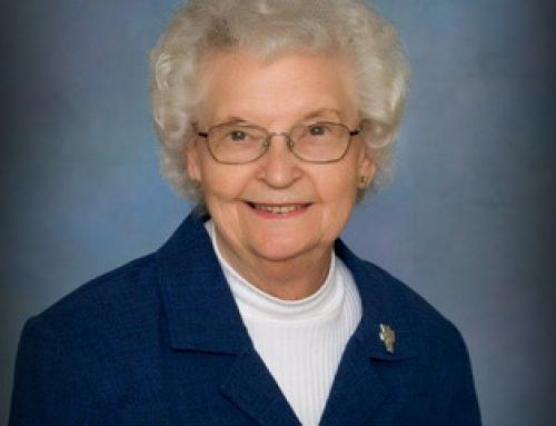 Sister Mary Jane Gaspar
