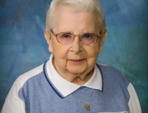 Sister Helen Jean Washtoak