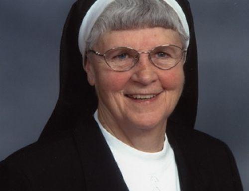 Sister Roch Whittaker
