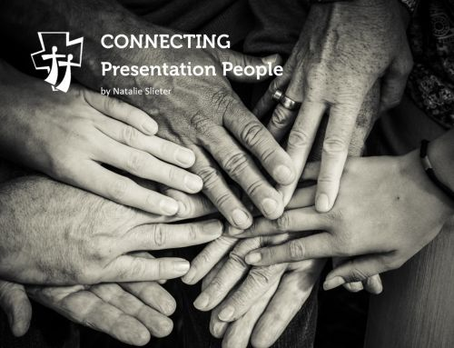 Connecting Presentation People in Mission