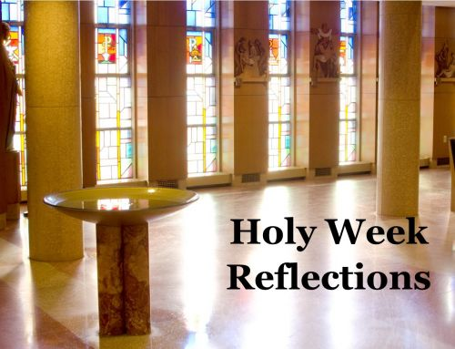Holy Week Messages from the Presentation Sisters