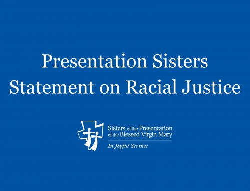 Presentation Sisters Statement on Racial Justice