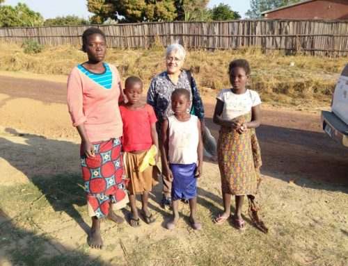 Sustainability Projects in Kaoma Zambia Africa