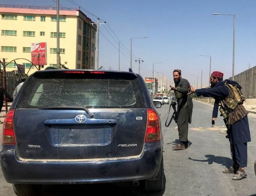One Catholic sister's harrowing tale of escaping Kabul
