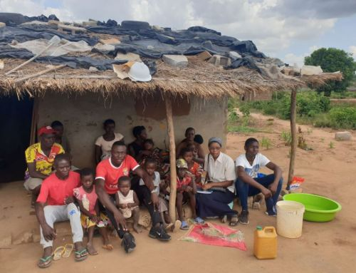 Mozambique Sisters minister to refugees fleeing crisis